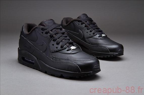 chaussures nike air max cuir